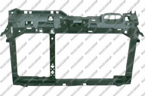 Prasco MZ3093210 - Облицювання передка autocars.com.ua