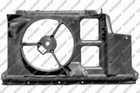 Prasco PG0093210 - Облицювання передка autocars.com.ua