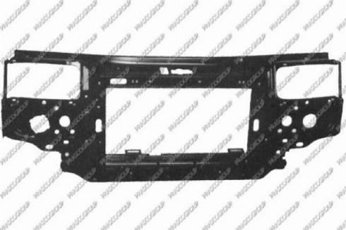Prasco SK0063200 - Облицювання передка autocars.com.ua