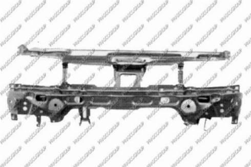 Prasco ST0273220 - Облицювання передка autocars.com.ua
