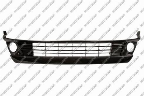 Prasco TY4242130 - Решітка вентилятора, буфер autocars.com.ua