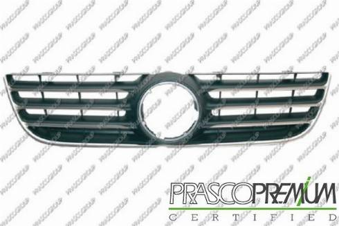Prasco VG0222011 - Решітка радіатора autocars.com.ua