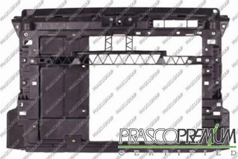 Prasco VG0233210 - Облицювання передка autocars.com.ua