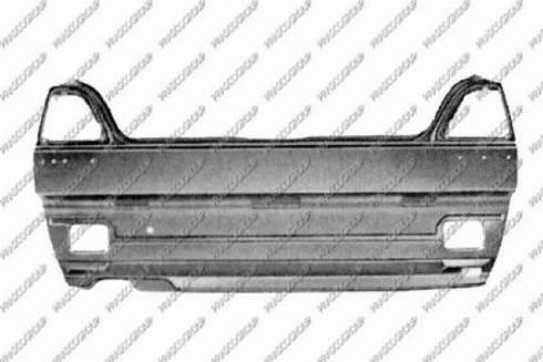 Prasco VG0283260 - Задня стінка autocars.com.ua