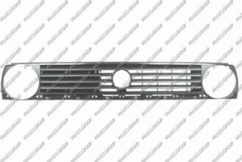 Prasco VG0302001 - Решітка радіатора autocars.com.ua