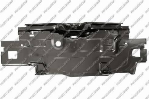 Prasco VG0343250 - Облицювання передка autocars.com.ua
