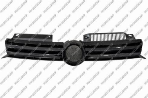 Prasco VG0382000 - Решітка радіатора autocars.com.ua