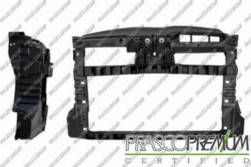 Prasco VG0383220 - Облицювання передка autocars.com.ua