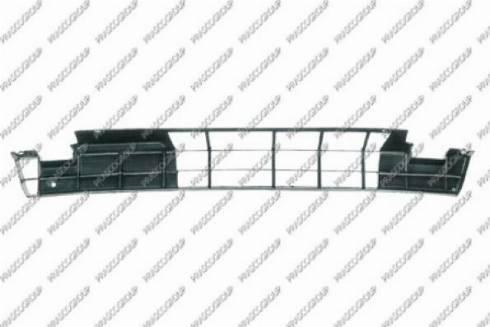 Prasco VG0502120 - Решітка вентилятора, буфер autocars.com.ua