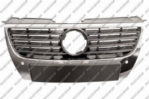Prasco VG0542021 - Решітка радіатора autocars.com.ua