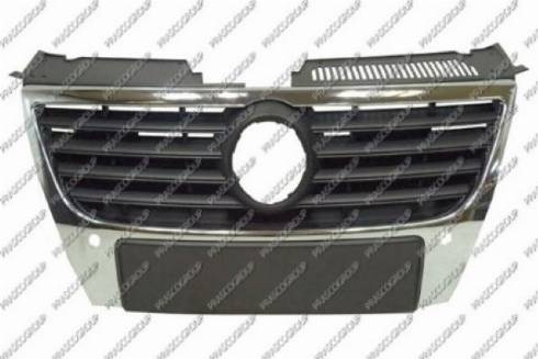 Prasco VG0542031 - Решітка радіатора autocars.com.ua