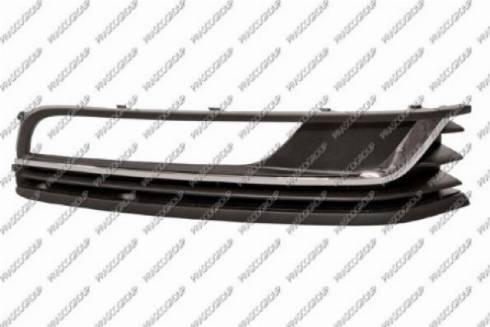 Prasco VG0552123 - Решітка вентилятора, буфер autocars.com.ua
