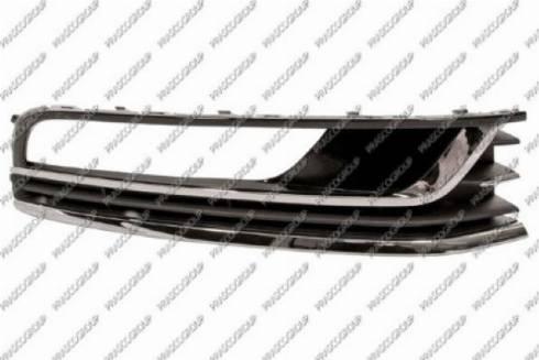Prasco VG0552143 - Решітка вентилятора, буфер autocars.com.ua