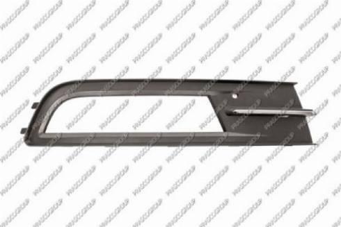 Prasco VG0562123 - Решітка вентилятора, буфер autocars.com.ua