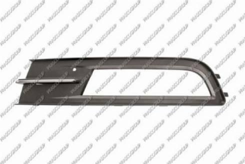 Prasco VG0562124 - Решітка вентилятора, буфер autocars.com.ua