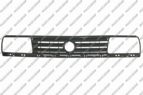 Prasco VG0752011 - Решітка радіатора autocars.com.ua