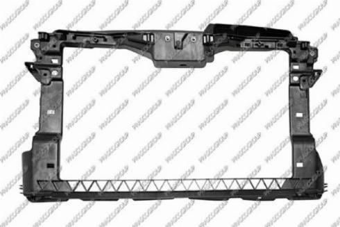 Prasco VG0943210 - Облицювання передка autocars.com.ua