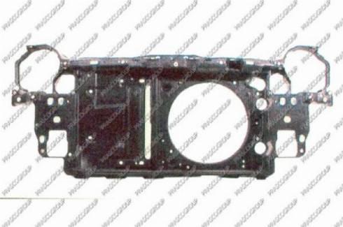 Prasco VG3203210 - Облицювання передка autocars.com.ua