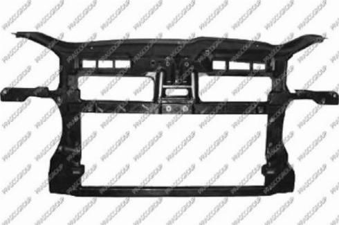 Prasco VG5203220 - Облицювання передка autocars.com.ua