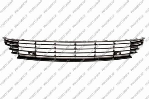 Prasco VG6222120 - Решітка вентилятора, буфер autocars.com.ua
