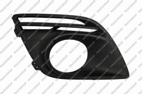 Prasco VV6102123 - Решітка вентилятора, буфер autocars.com.ua
