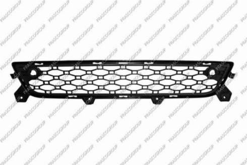 Prasco VV6102130 - Решітка вентилятора, буфер autocars.com.ua