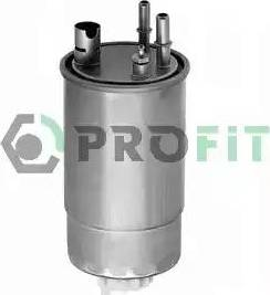 Profit 1530-2827 - Паливний фільтр autocars.com.ua