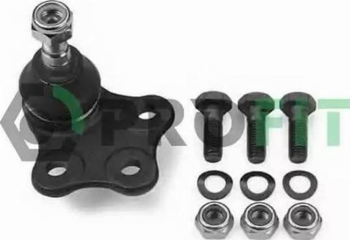 Profit 2301-0189 - Шаровая опора, несущий / направляющий шарнир car-mod.com