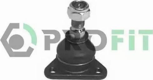 Profit 2301-0295 - Несучий / направляючий шарнір autocars.com.ua