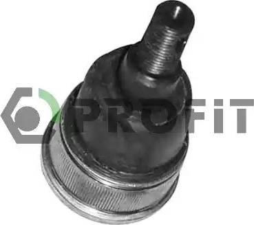 Profit 2301-0425 - Шаровая опора, несущий / направляющий шарнир car-mod.com