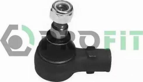 Profit 2302-0125 - Наконечник поперечной рулевой тяги autodnr.net