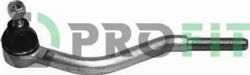 Profit 2302-0304 - Наконечник рульової тяги, кульовий шарнір autocars.com.ua