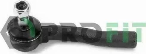 Profit 2302-0465 - Наконечник рулевой тяги, шарнир car-mod.com