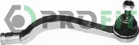 Profit 2302-0475 - Наконечник рульової тяги, кульовий шарнір autocars.com.ua