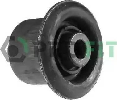 Profit 2307-0004 - Сайлентблок, рычаг подвески колеса car-mod.com