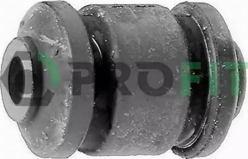 Profit 2307-0132 - Сайлентблок, важеля підвіски колеса autocars.com.ua