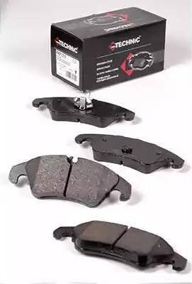 Protechnic PRP1314 - Комплект тормозных колодок, дисковый тормоз autodnr.net