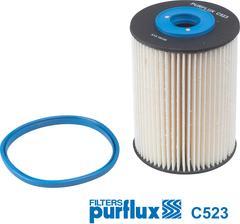 Purflux C523 - Паливний фільтр autocars.com.ua