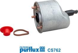 Purflux CS762 - Топливный фильтр car-mod.com