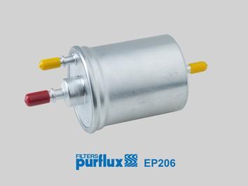 Purflux EP206 - Паливний фільтр autocars.com.ua