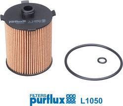 Purflux L1050 - Масляний фільтр autocars.com.ua