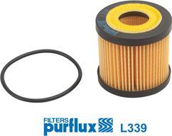 Purflux L339 - Масляний фільтр autocars.com.ua