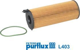 Purflux L403 - Масляний фільтр autocars.com.ua