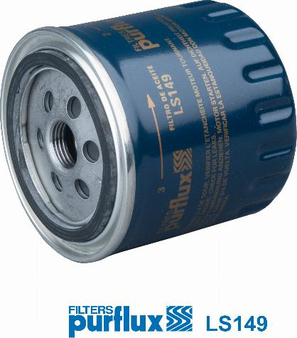 Purflux LS149 - Масляный фильтр car-mod.com