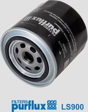 Purflux LS900 - Масляный фильтр car-mod.com