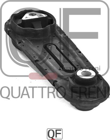 Quattro Freni QF00A00311 - Подушка, подвеска двигателя car-mod.com