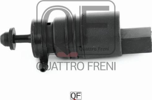 Quattro Freni QF00N00024 - Водяной насос, система очистки окон car-mod.com