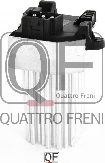 Quattro Freni QF00T00672 - Регулятор, вентилятор салона car-mod.com