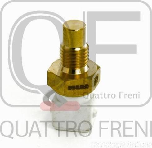Quattro Freni =QF00T01646 - Датчик, температура охлаждающей жидкости autodnr.net