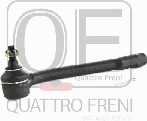 Quattro Freni QF00U00176 - Наконечник поперечной рулевой тяги autodnr.net